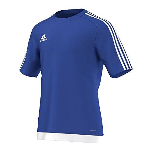 adidas Performance Kinder Fußballtrikot blau 140