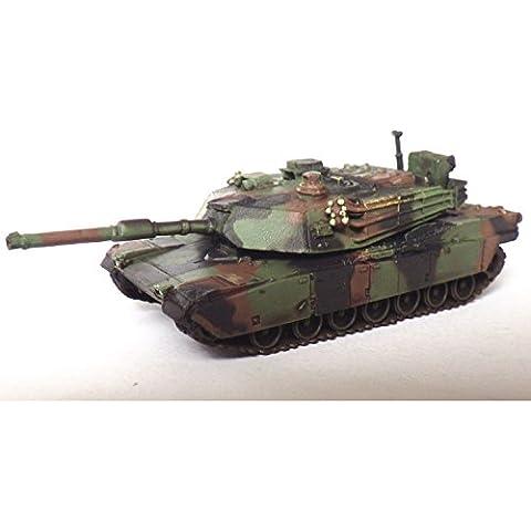 1/144 del tanque Serie Mundial Museo 06-99 M1A2 Abrams OTAN camuflaje solo articulo