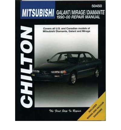 [(Chilton Mitsubishi Galant/Mirage/Diamante 1990-00)] [Author: Nichols] published on (October, 2000)