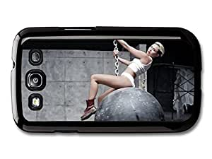 Miley Cyrus Wrecking Ball Bangerz Popstar coque pour Samsung Galaxy S3