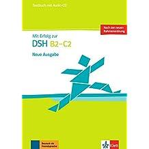 mit erfolg zur dsh b2 c2 testbuch mit audio cd - Dsh Beispiel