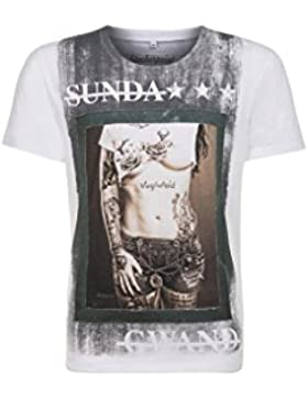 Michaelax-Fashion-Trade Stockerpoint - Herren Trachten T-Shirt, Lennox
