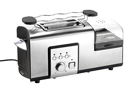 Grille-pain multifonction avec cuiseur à œufs [Rosenstein & Söhne]