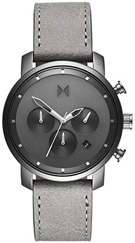 MVMT MC02-BBLGR Chrono Monochrome 40mm 5ATM