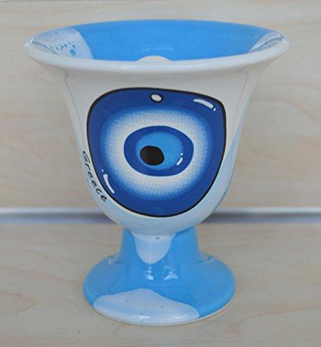 Talos Artifacts pythagoreischer Cup of Justice-Tantalus Pythagoras Cup-Evil Eye Displayschutzfolie Design