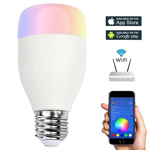 smart-wireless-wifi-lampadina-colorata-luce-led-bluetooth-smartphone-app-controllata-lampada-wake-up