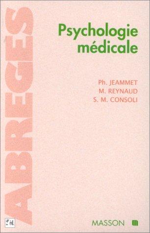 Psychologie mdicale