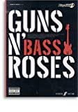 AUTHENTIC PLAYALONG - arrangiert für E-Bass - mit Tabulator - mit CD [Noten / Sheetmusic] Komponist: GUNS N ROSES