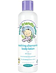 Earth Friendly Baby Soothing Chamomile Body Lotion Ecocert