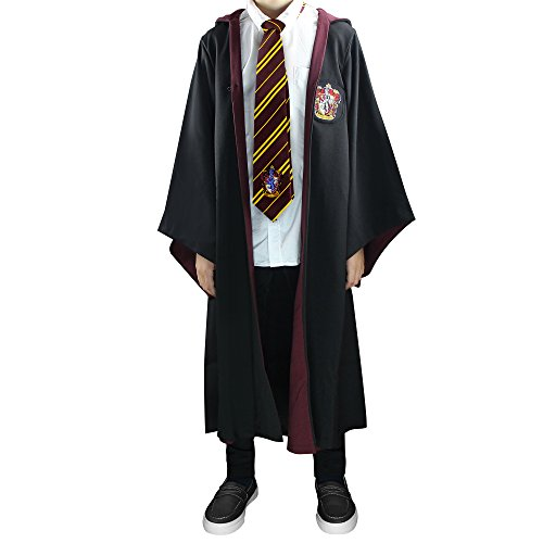 Harry Potter - Túnica Oficial -Cinereplicas (Large Adultos, Gryffindo