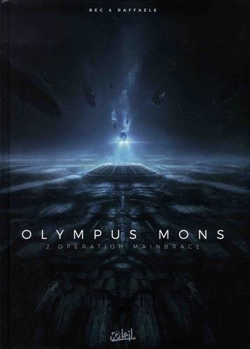 Olympus Mons T02 - Opération Mainbrace par Christophe Bec