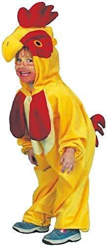 Mädchen Jungen Deluxe Gelb Huhn Chick Junggesellinnenabschied Vogel Hof Easter Parade Karneval Welttag des Buches-Tage-Woche Weihnachtskostüm Outfit