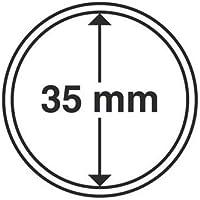 Leuchtturm 318983 cápsulas de monedas diámetro interior 35 mm