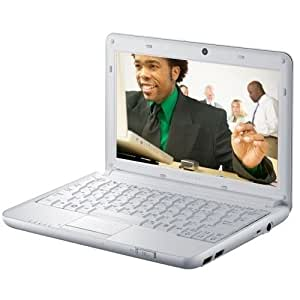 Samsung N130 10.1 inch Netbook (Intel Atom N270 1.6GHz Processor, 1GB RAM, 160GB HDD, up to 6 Hour Battery Life,  XP Home Trial, White)