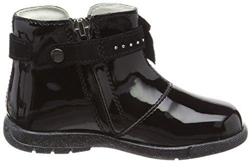 Primigi Baby Mädchen Ppb 8014 Sneaker Schwarz (Nero)