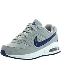 NikeWaffle 1 (Cbv) - Patucos Bebé-Niñas, Gris (Gris (Wolf Grey/White)), 17 EU