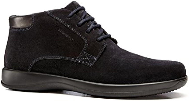 Stonefly Herren Season Iii 27 Velour Desert BootsStiefelletten Boots STONEFLY modelo SEASON