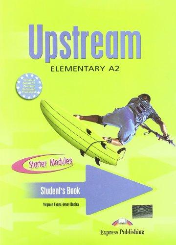 Upstream. Elementary A2. Student's pack. Per le Scuole superiori. Con CD-ROM