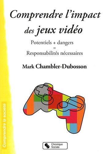 Comprendre l'impact des jeux vidéo : Potentiels + dangers = Responsabilités nécessaires