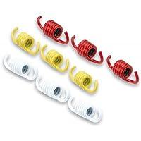 MALOSSI - 60956 : SET 9 muelles MHR Malossi para embrague OEM Rojo/Amarillo/
