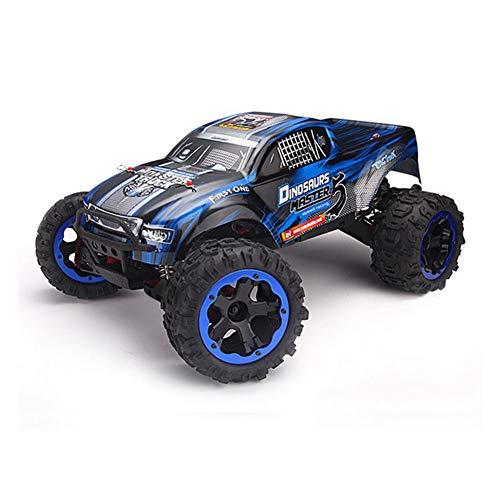 FTOPS RC Auto Spielzeug, 4WD Fernbedienung Monster Truck Mit 2,4 Ghz Funk Gesteuertes Fahrzeug Offroad Fernbedienung Auto Für Kinder Und Erwachsene 1/8 Skala