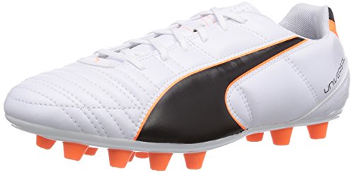 Puma Universal Ii Fg, Men's Football Training White/Black
