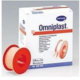 Omniplast Fixierpflaster 1,25 cm x 5 m, 1 St