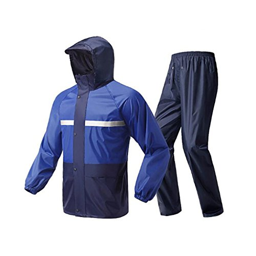 LAXF-Regenjacken Regenanzug für Männer und Frauen Wiederverwendbare, gebraucht gebraucht kaufen  Wird an jeden Ort in Deutschland