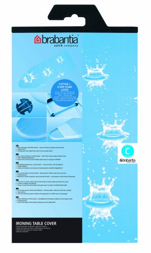 download pdf brabantia cotton cover for ironing board with 8
