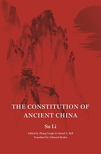 The Constitution of Ancient China (The Princeton-China Series) (English Edition)