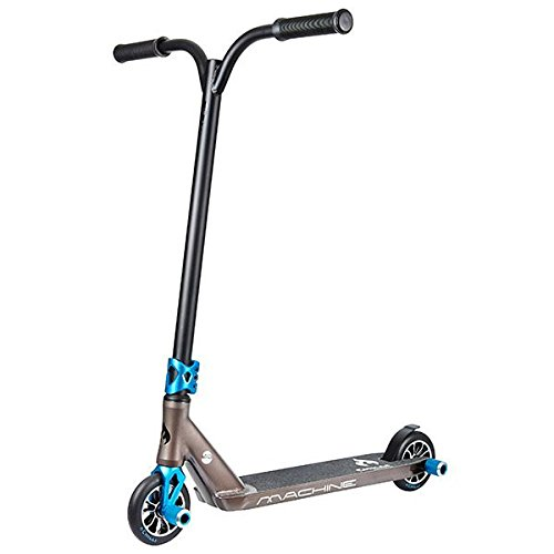 Chilli Machine Stuntscooter (Farbe: black/blue) Pro Street Roller