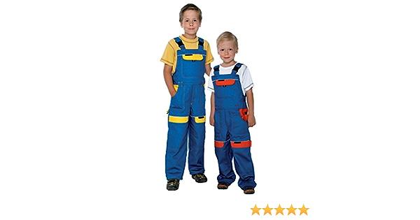 ARDON Kids Bib and Brace,dungarees childrens work Trousers Children Suit Overalls Bob the Builder