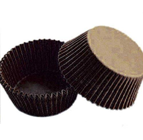 (Tonsee 480 Stück Papier Kuchen Cup Liners Bäckerei Cup Muffin Küche Cupcake Fälle (Kaffee))