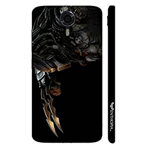 Micromax Canvas Xpress 2 THE PREDATOR designer mobile hard shell case by Enthopia