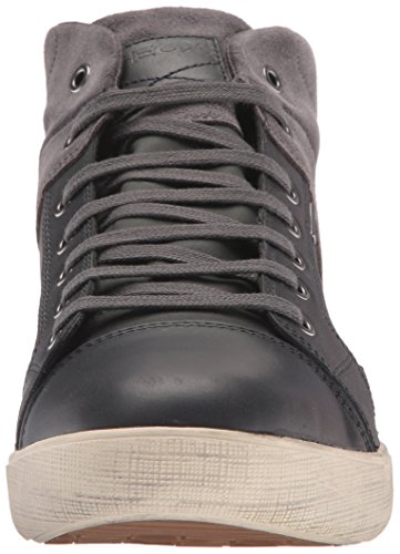Geox U Taiki B Abx A, Sneakers Hautes Homme Grau (ANTHRACITE/GREYC9380)