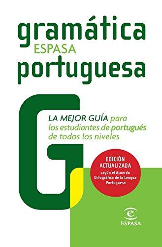 Gramática portuguesa (IDIOMAS) por Espasa Calpe