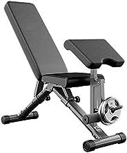 Riscko Wonduu Banco De Musculación Multifunción Plegable con Pupitre