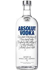 Absolut Blue Vodka, 1 L