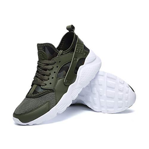 9542f968c1caf9 YAYADI Männer Running Sneakers Sportschuhe Männer Atmungsaktive Schuhe 47  Paare Jogging Fitness Schuhe Leicht