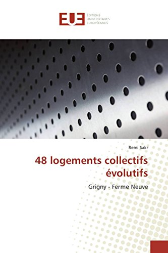 48 logements collectifs évolutifs