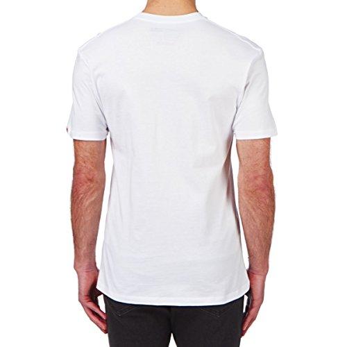 Herren T-Shirt Vans Vans Classic Floral Fill T-Shirt Weiß