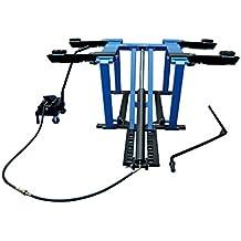 Power-Tec 92455- Elevador de tijera, 2500kg