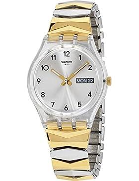 Swatch Damen-Armbanduhr GE707A