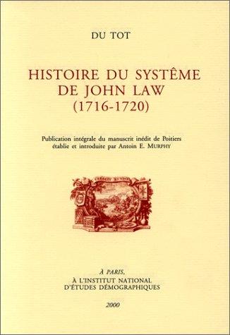 Histoire du système de John Law