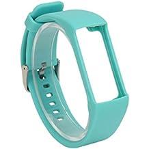 Hunpta Mode echte Silikon Rubber Watch Band Handschlaufe für Polar A360 Smart Watch