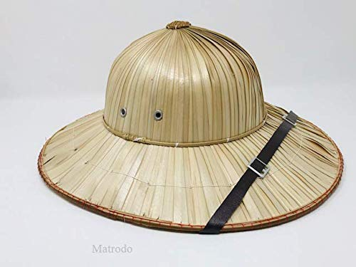 (Matrodo- Safarihut-Tropenhelm Dschungel Safarihut)