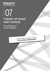 Theory of Music Past Papers May 2018 Grade 7