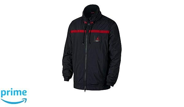 6c56d517c10 Nike Jordan Wings of Flight - Taille 2XL - Veste Coupe-Vent Zippée pour  Homme - Coloris Noir  Amazon.fr  Vêtements et accessoires