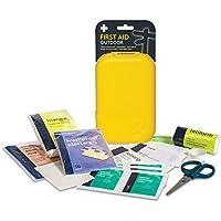 metropharm 2665.0R.M. Outdoor Erste Hilfe Kit, groß, gelb Box preisvergleich bei billige-tabletten.eu