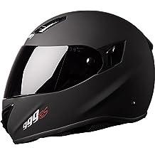 Marushin 999 RS Comfort Casco Negro Mate